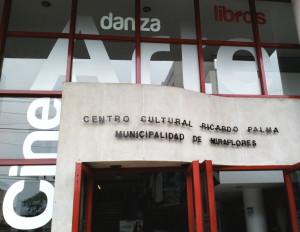 Centro Cultural Ricardo Palma