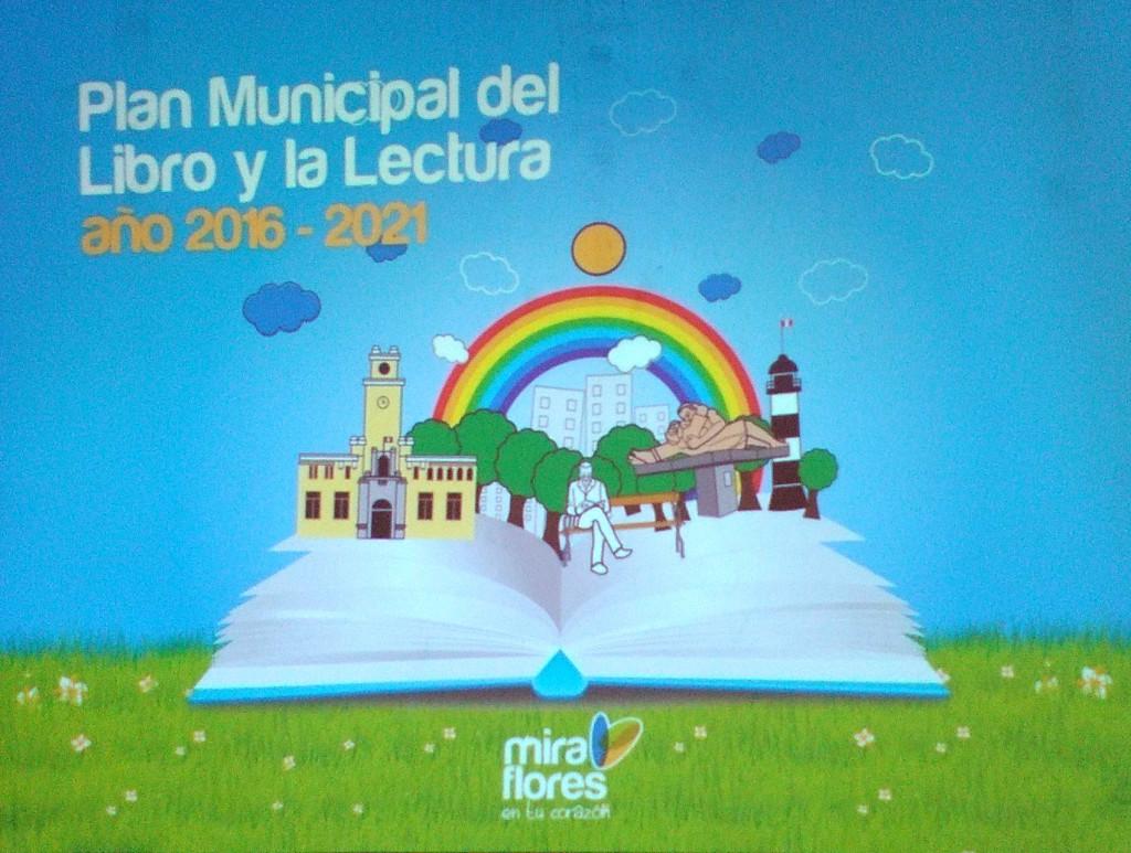 Plan Municipal de Lectura Miraflores
